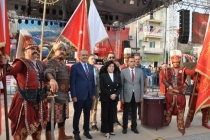 24. ORTACA TARIM, ÇEVRE VE TURİZM FESTİVALİ BAŞLADI