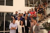 ALMANYA'DAN GELEN TÜRK TUR OPERATÖRLERİ MARMARİS'TE