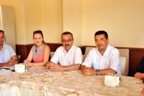 MARMARİS'Lİ GAZETECİLERE YENİ KİMLİK