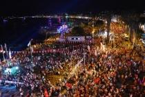 MARMARİS'TE 15 TEMMUZ DEMOKRASİ VE MİLLİ BİRLİK GÜNÜ