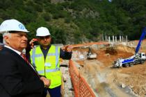 MUSKİ'DEN BODRUM'A DEVA ALT YAPI YATIRIMI