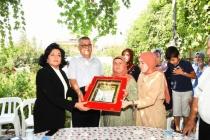 DALAMAN'LI ŞEHİT EMRE KARGIN'IN ŞEHADET BELGESİ AİLESİNE VERİLDİ