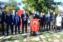 MUĞLA ÜLKÜ OCAKLARI'NDAN BARIŞ PINARI HAREKATINA DESTEK