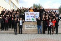Lise Öğrencilerine Sokak Hayvanları Farkındalık Semineri