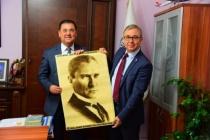 Muğla SMMM Yönetimi Başkan Tokat'ı Ziyaret Etti