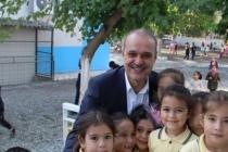 Başkan Uzundemir Öğrencilerle Buluşmaya Devam Ediyor