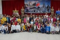 """""""Çanakkale Savaşları Gezici Müzesi"""" Marmaris'te"""
