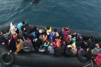 Bodrum'da 36 Düzensiz Göçmen Yakalandı