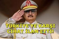 General Hafter Türkiye'ye Karşı Cihat İlan Etti!