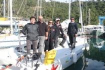 Marmaris'in Engelsiz Yelkencileri: Tek Engelleri Rüzgarsız Hava