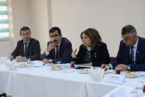 Mesleki Eğitim Sanayi İşbirliği Çalışma Toplantısı Gerçekleştirildi