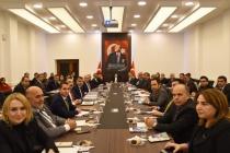 Muğla'da Bağımlılıkla Mücadele Değerlendirme Toplantısı Yapıldı