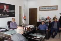 Muhtarlar Federasyonu'ndan Uzundemir'e Ziyaret