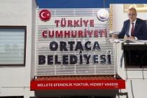 """Ortaca Belediyesi """"Türkiye Cumhuriyeti"""" İbaresine Kavuştu!"""