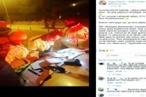 Radar ve Çevirme Grubu Kurucusu Ehliyetini Kaptırdı