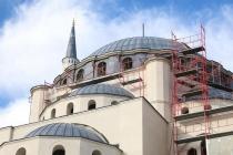 Balkanlar'ın en büyük camisi yıl sonu ibadete açılacak