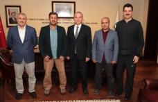 TÜRKİYE GENÇLİK STK'LARI PLATFORMU EGE TOPLANTISI 25 EYLÜL'DE