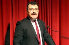 TÜBİTAK Başkanı Prof. Dr. Hasan Mandal Muğla'da ders verdi