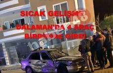 Dalaman'da Zincirleme Kaza: 1'i Ağır 4 Yaralı!