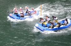 """Milli Raftingciler """"Zirveyi"""" Kaptırmamak için Çalışıyor"""