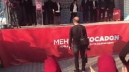 Muğla Büyükşehir DP Belediye Başkan Adayı Mehmet Kocadon Dalaman Buluşması