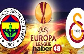 Fenerbahçe ve Galatasaray'ın Avrupa'da Muhtemel...
