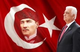 BÜYÜKŞEHİR BELEDİYE BAŞKANI DR. OSMAN GÜRÜN'DEN...