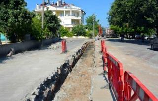 FETHİYE'DE ELEKTRİK TELLERİNE ELVEDA