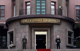 TSK'DA DEPREM: YAŞ KARARLARI SONRASI 5 GENERAL...