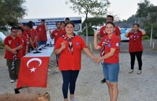 ENGELSİZCİLER' KAMPINDA TÜM ENGELLER AŞILDI