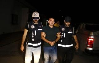 800 POLİSİN KATILDIĞI OPERASYONDA ÇETE LİDERİ...