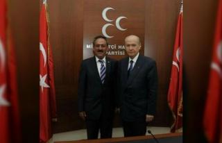 """MEHMET KORKMAZ """"CHP, HDP İLE KİRLİ İŞBİRLİĞİNİN..."""