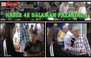 DALAMAN'DA ÜRETİCİ Mİ YOKSA TÜKETİCİ Mİ...
