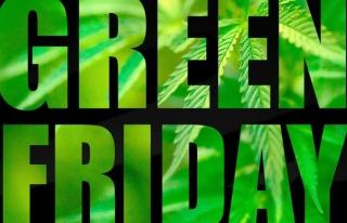 Yeşil Cuma Kara Cumaya Karşı