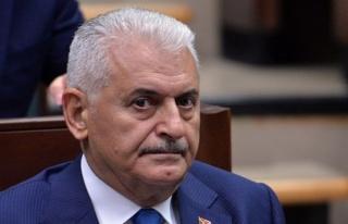 AK Parti Kulislerinde Binali Yıldırım'la İlgili...