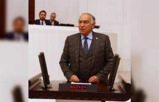 Ak Partili Vekil Demir'den Engelliler Günü...