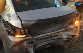 Ula'da Zincirleme Trafik Kazası: 5 Yaralı