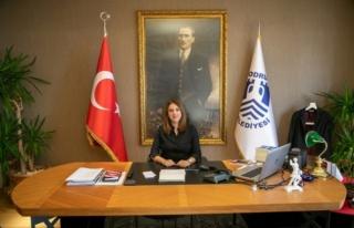 En Genç Kadın Meclis Üyesi Başkan Vekili Oldu!