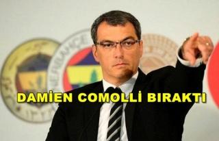 Fenerbahçe'de Sportif Direktör Damien Comolli...