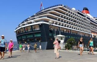 Kruvaziyer Turizmi Muğla'ya 46 Bin Turist Getirdi