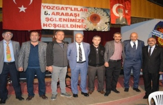 Muğla'da Yaşayan Yozgatlılardan 'Arabaşı'...