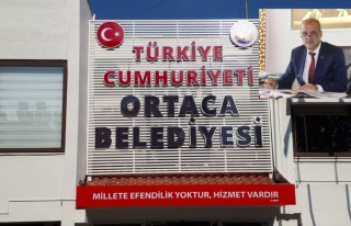 """Ortaca Belediyesi """"Türkiye Cumhuriyeti""""..."""