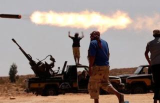 Son Dakika: Hafter Libya'da Ateşkesi Bitirdiğini...