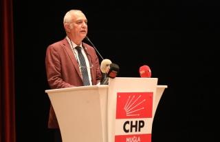 CHP İl Başkanı; 'Birlik ve beraberlikle Martın...