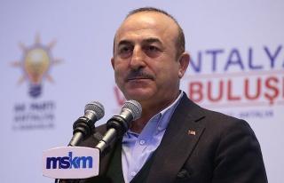 Dışişleri Bakanı Çavuşoğlu: Biz kimseden icazet...