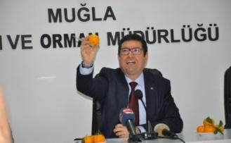 """Barış Saylak """"Muğla'nın Kurtuluş Yolu Tarım ve Turizm"""""""