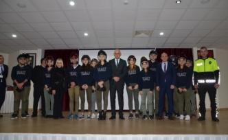 Marmarisli Öğrencilere Kaskın Önemi Anlatıldı!