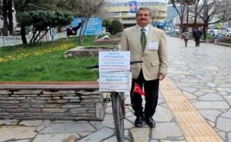 Bağımsız Aday Müşteba Karamanoğlu Yoğun Bakımda!