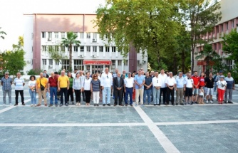 KÖYCEĞİZ'DE 22. PLAJ HENTBOL ŞAMPİYONASI BAŞLADI