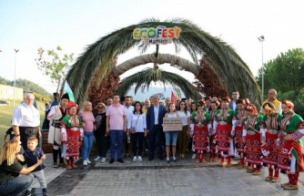 MARMARİS'İN EKOLOJİ FESTİVALİ SONA ERDİ